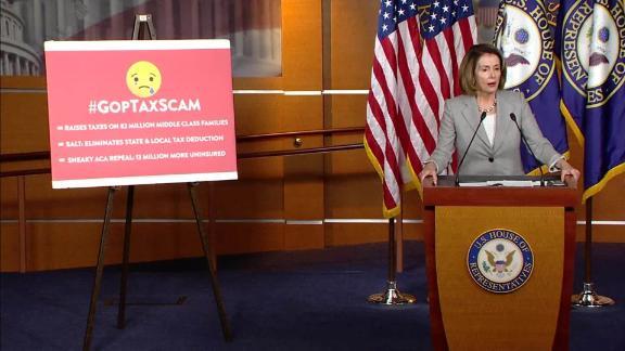 Pelosi says conyers should resign sot _00002014.jpg