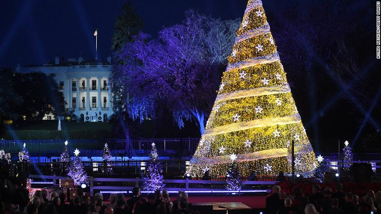 christmas party drama at the white house cnn video