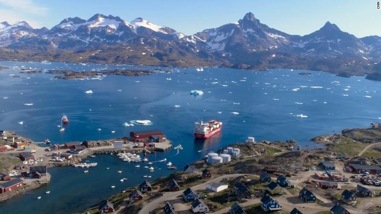 Greenland: 'The melt is winning this game'