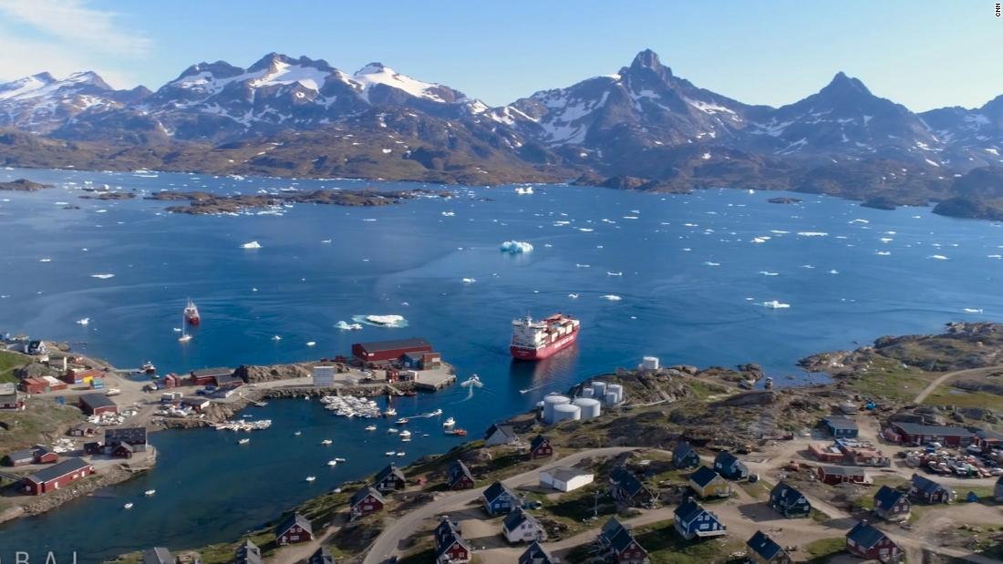 Melting of Greenland's ice is 'off the charts,' study shows