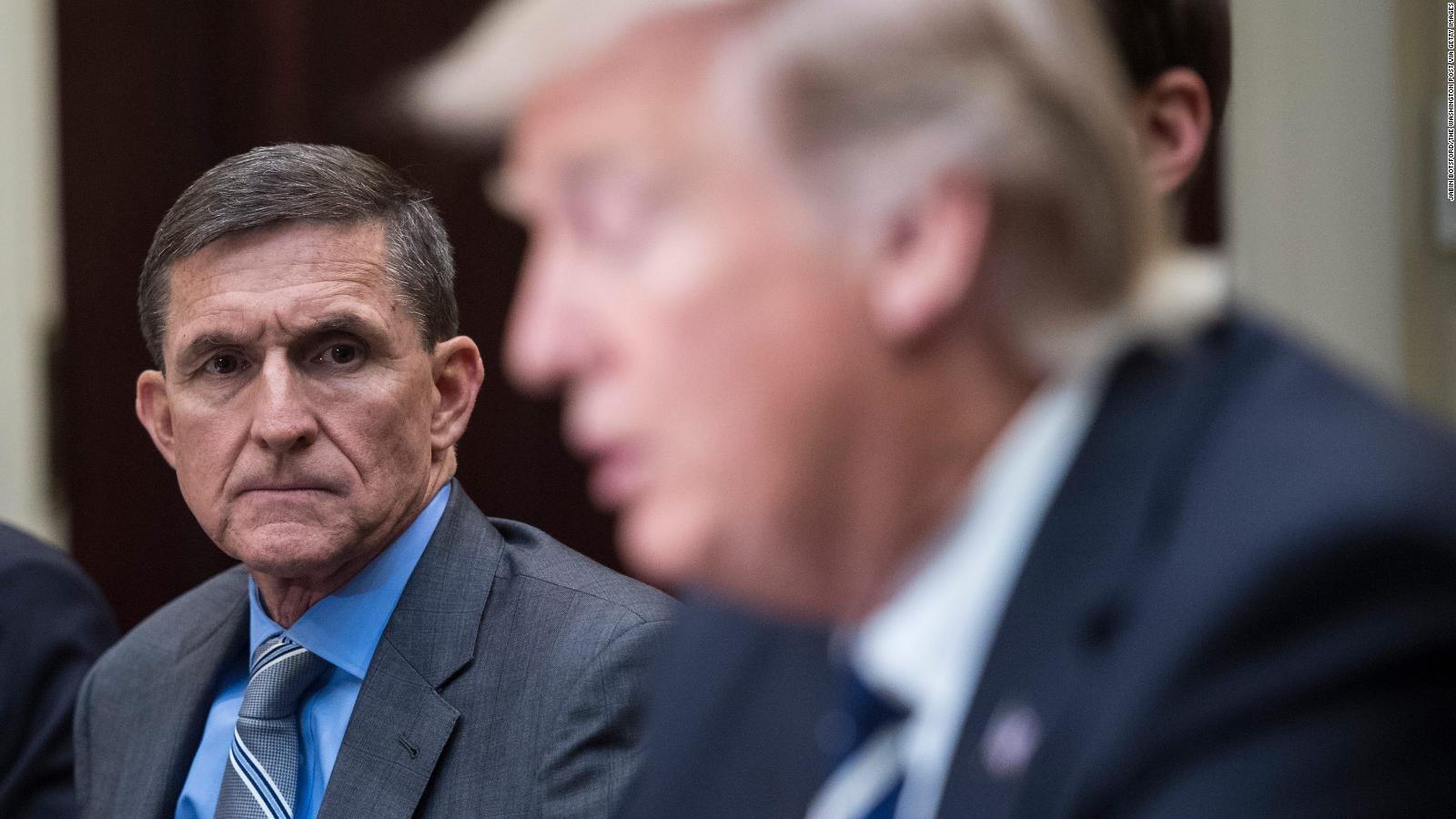 What Trump has said about Michael Flynn - CNN Video