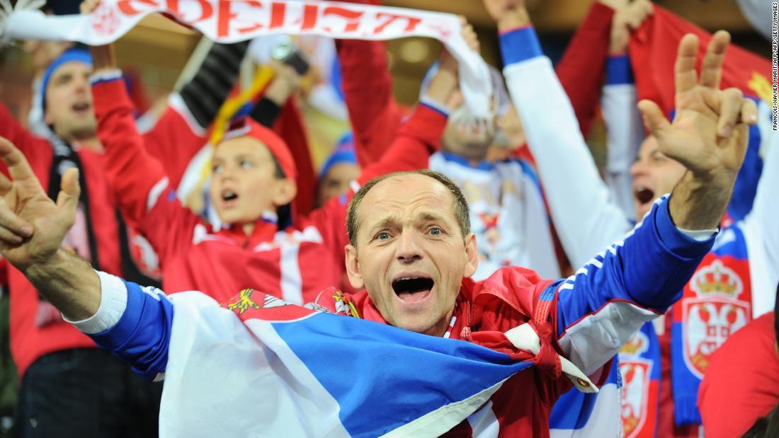 48968357a Russia World Cup 2018  The start of a new era for Serbian football - CNN