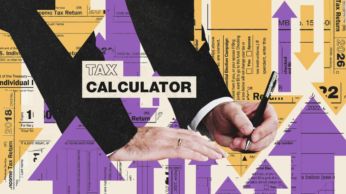use this calculator to see how the tax bill affects your paycheck cnnpolitics