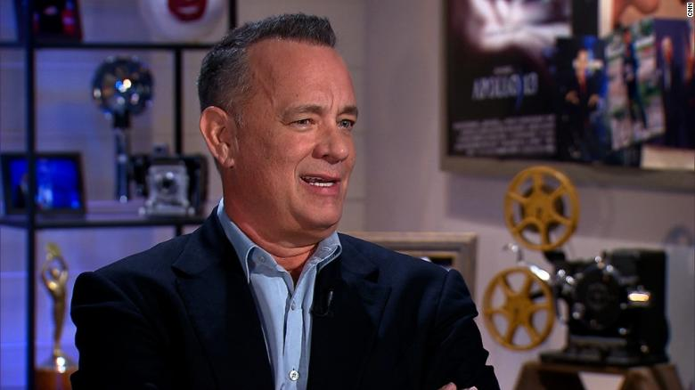 Tom Hanks not surprised by Weinstein claims