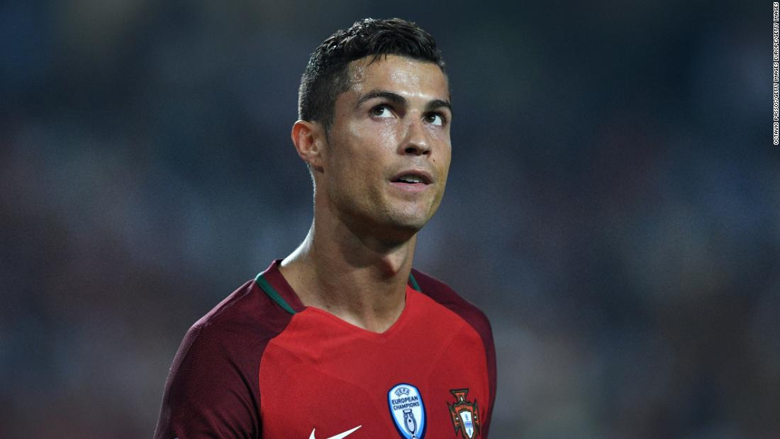 World Cup 2018 Ronaldo S Portugal Gets Spain At Draw Cnn