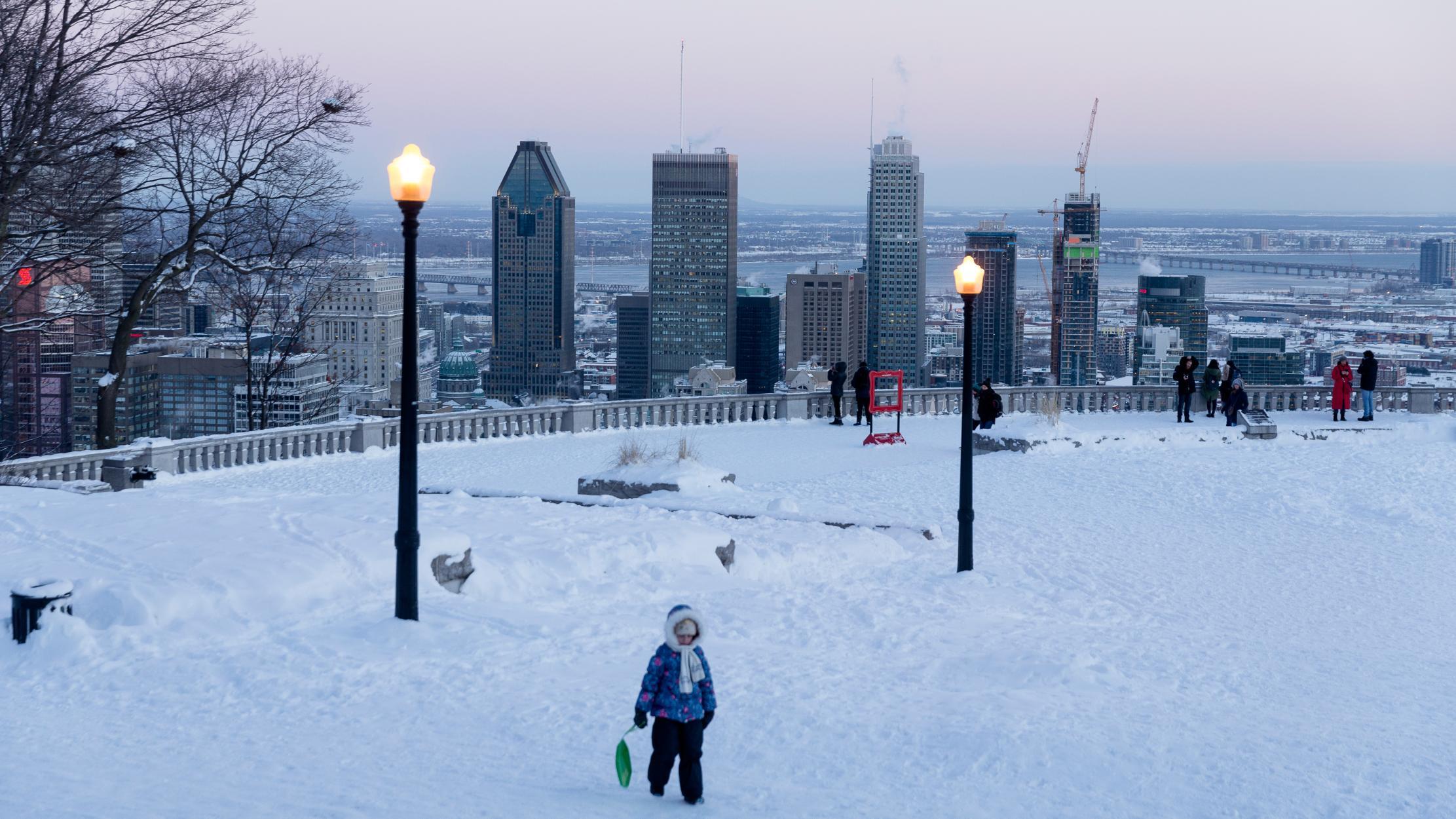 8 Places To Visit In Montreal Kenton De Jong Travel Nestled Between The Impressive