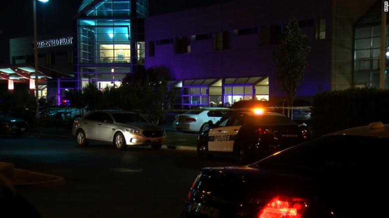 Police take down gunman at California hospital