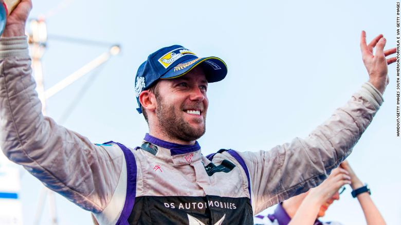 Formula E: 'You never know what's going to happen'