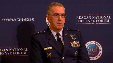 Air Force clears senior general of sexual misconduct allegations