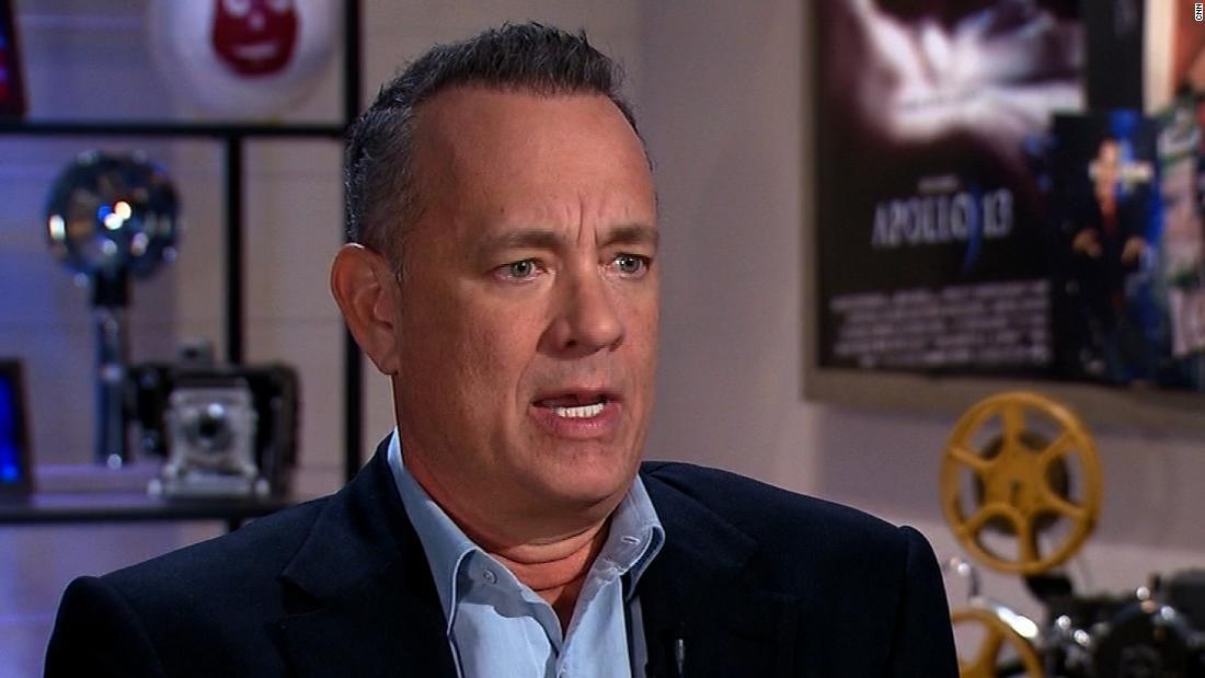 Tom Hanks Sexual Harassment