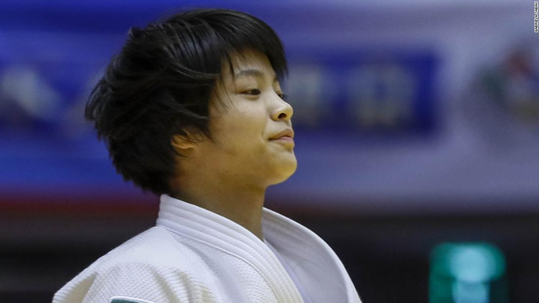 Uta Abe is the toast of Japanese judo. At the age of 17, she captured her first grand slam gold medal in Tokyo. And she's not the only world class judoka in her family.