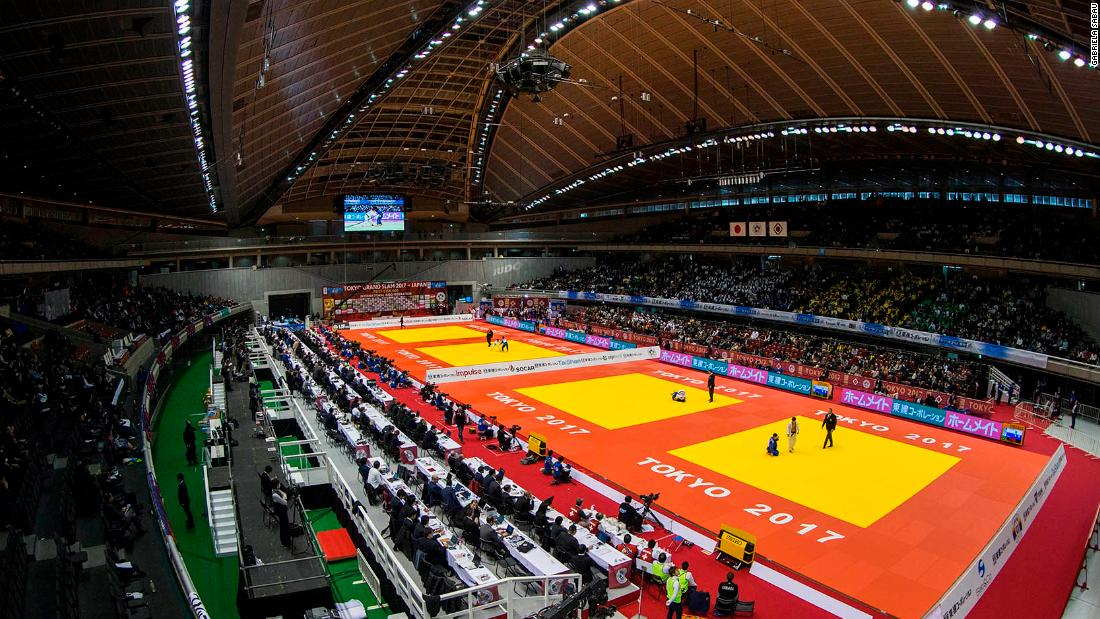 The crowd in the Tokyo Metropolitan Gymnasium had plenty to cheer over the two days of competition. Japan won 12 of the 14 gold medals up for grabs.