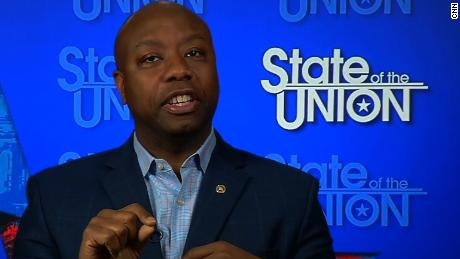 Sen. Tim Scott, a South Carolina Republican