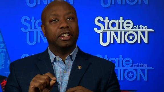 Sen. Tim Scott, a South Carolina Republican