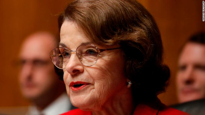Feinstein: Obstruction of justice case possible