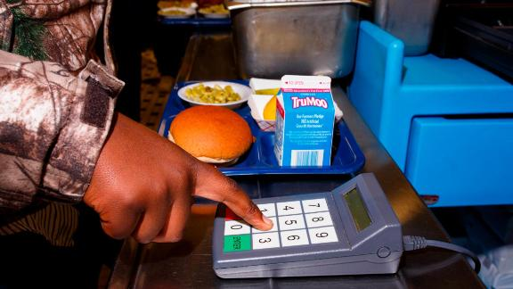 Image for USDA proposes allowing 'more flexibility' in school lunches