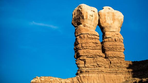 Hoodoos are among the natural wonders in Bears Ears National Monument.