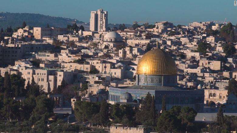 US may recognize Jerusalem as Israel's capital