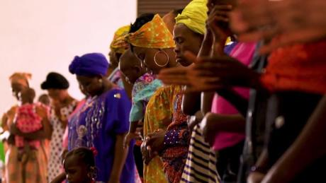 Related video: Traffickers use 'Juju' to lure Nigerian women