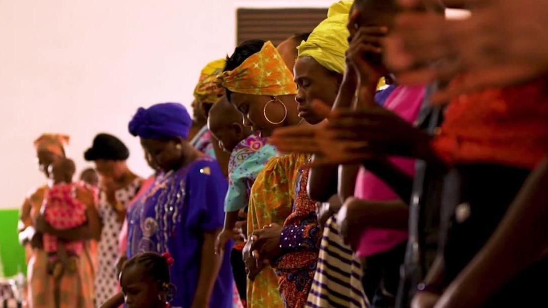 Traffickers use faith to lure Nigerian women - CNN