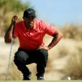 tiger woods crouching hero world challenge 2017