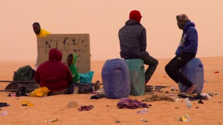Related video: Migrants left to die in the desert