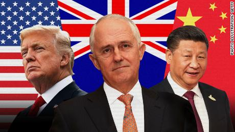 China or the US? Australia's tricky balancing act