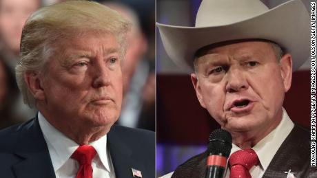 Why Trump and Moore are kindred spirits