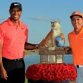 Tiger Woods Rickie Fowler Hero World CHallenge