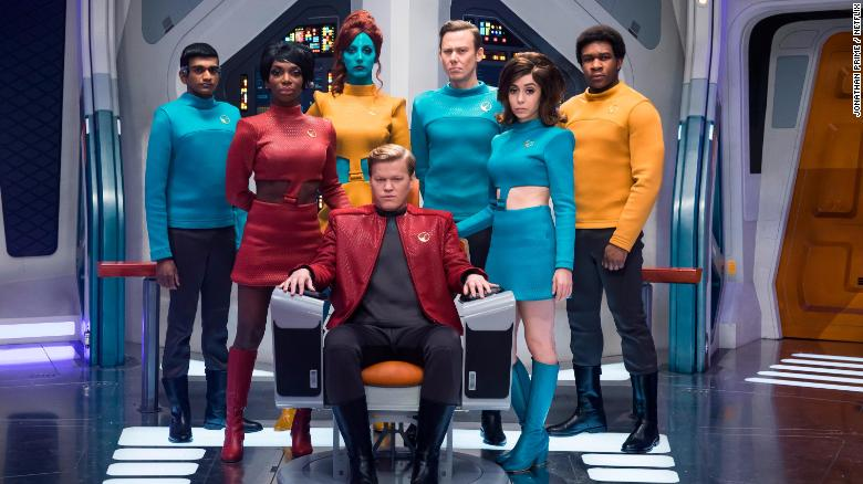 Black Mirror creator: Supernatural replaced with tech