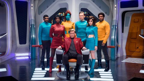 'Black Mirror's' 'USS Callister' episode
