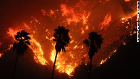 Power utility says its equipment may have sparked the second-largest wildfire in California history