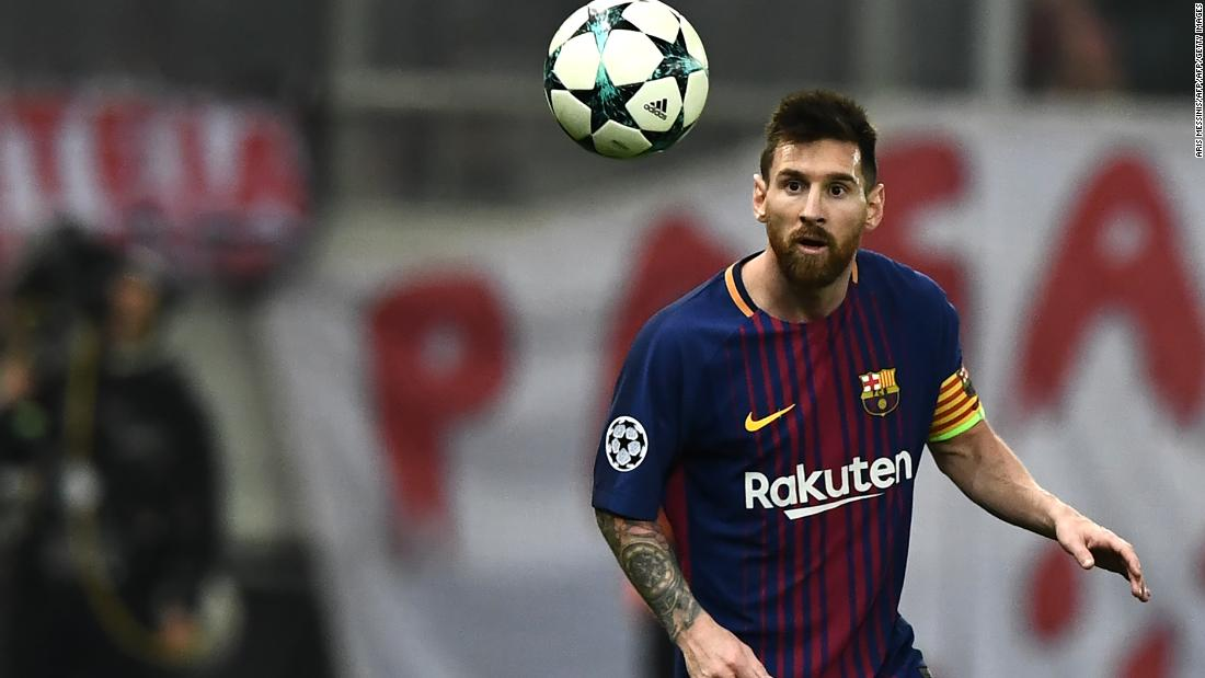 Business as usual for Barcelona and Lionel Messi. Five wins out of six -- the only dropped points came in the goalless draw away to Juventus -- saw the Catalan club qualify without breaking a sweat with Messi in particularly brilliant form.