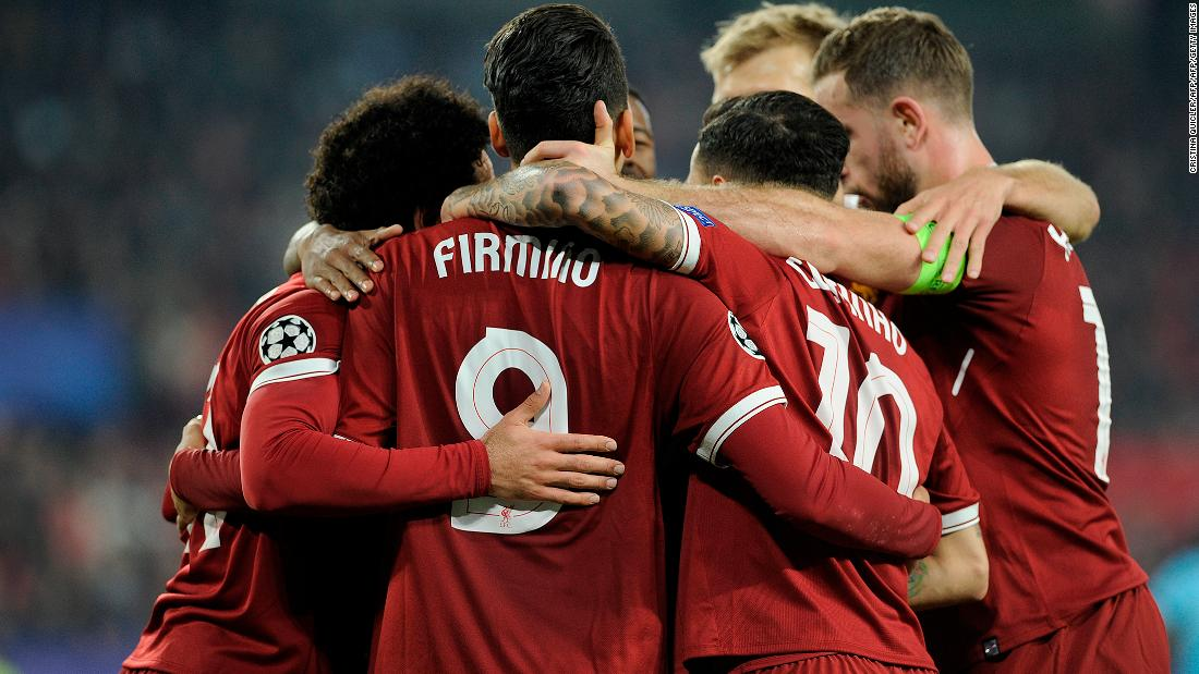 Liverpool's 23 goals in the group stages set a new record for English teams in the Champions League. Jurgen Klopp's men hit 14 of those goals in just two games, scoring seven away at Maribor and seven at home to Spartak Moscow. However, surrendering a three-goal lead away to Sevilla proves that question marks still remain around their defense.