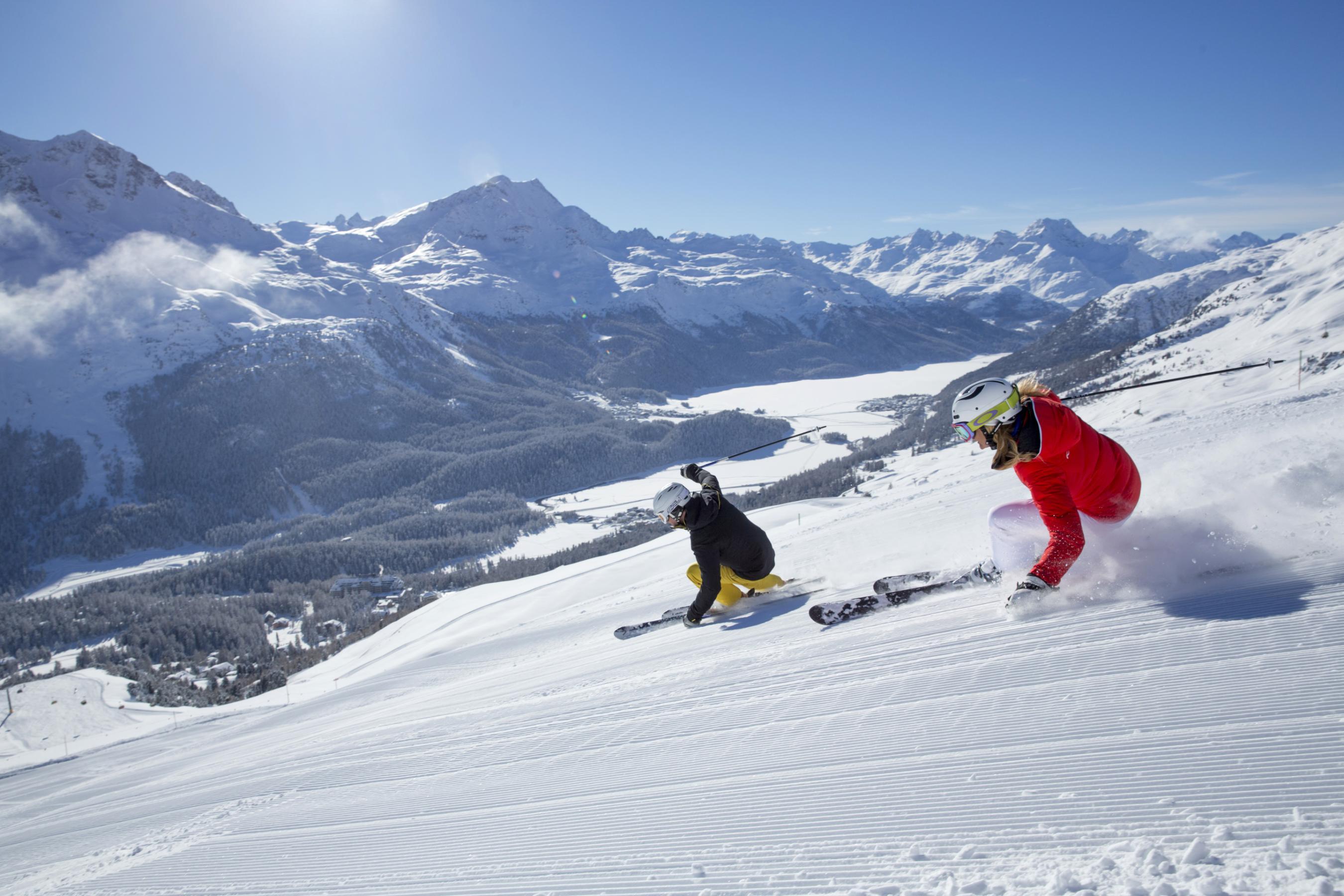 st moritz, switzerland ski resort guide | cnn travel