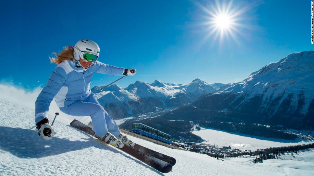 <strong>St. Moritz, Switzerland: </strong>Home of the jet set and one of the Alps' very first winter resorts, glitzy St. Moritz has attracted the glitterati, the uppercrust and the well-moneyed since the 19th century.