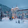 St Moritz ski resort guide Kempinski Grand