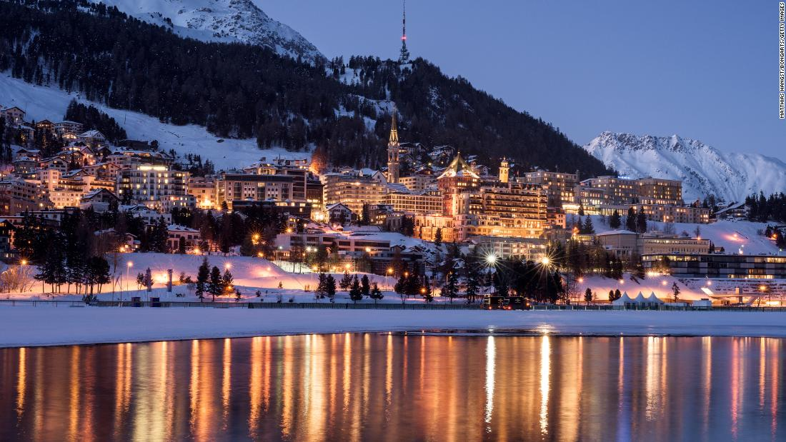 <strong>Glittering town:</strong> The moneyed clientele demands luxury and St. Moritz is spoilt for five-star options. The venerable Badrutt's Palace Hotel is on many a bling-monger's bucket list.