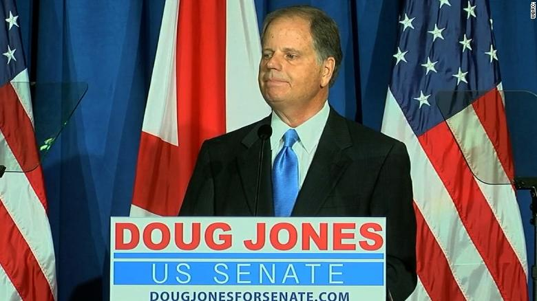 Doug Jones: Men who hurt girls belong in jail