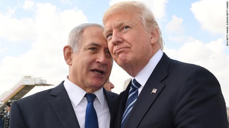 Israeli Prime Minister reinforces bond with US