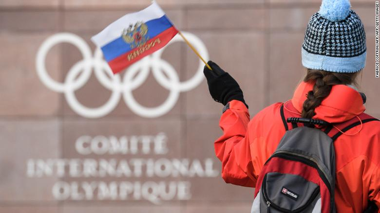 IOC denies 15 Russians entry into Olympics