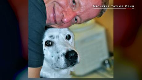 Staying Well: Dog Saves Man _00005614