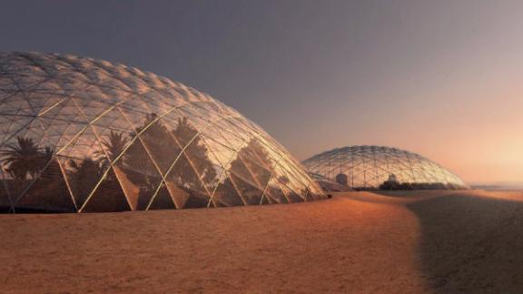 The UAE has stated its aim to create a colony on Mars by 2117.