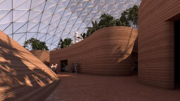 The aim of the project is to simulate what life would be like for a colony on Mars.