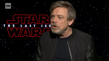 'The Last Jedi': Mark Hamill on Carrie Fisher_00020702