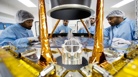 Dubai's space ambitions take flight