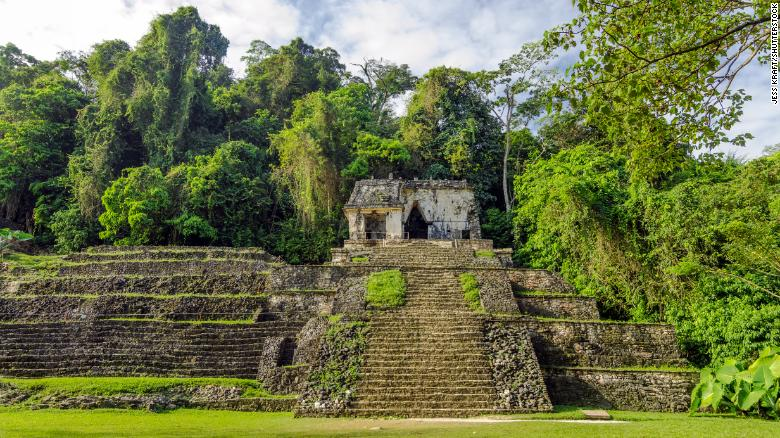 Palenque in Mexico reveals magnificent Maya history | CNN Travel