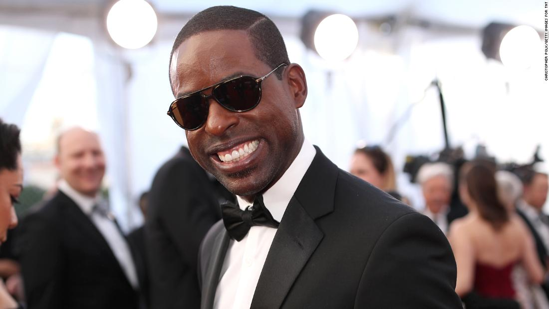 "Among this year's celebrity presenters is actor Sterling K. Brown of NBC's family drama ""This Is Us."""