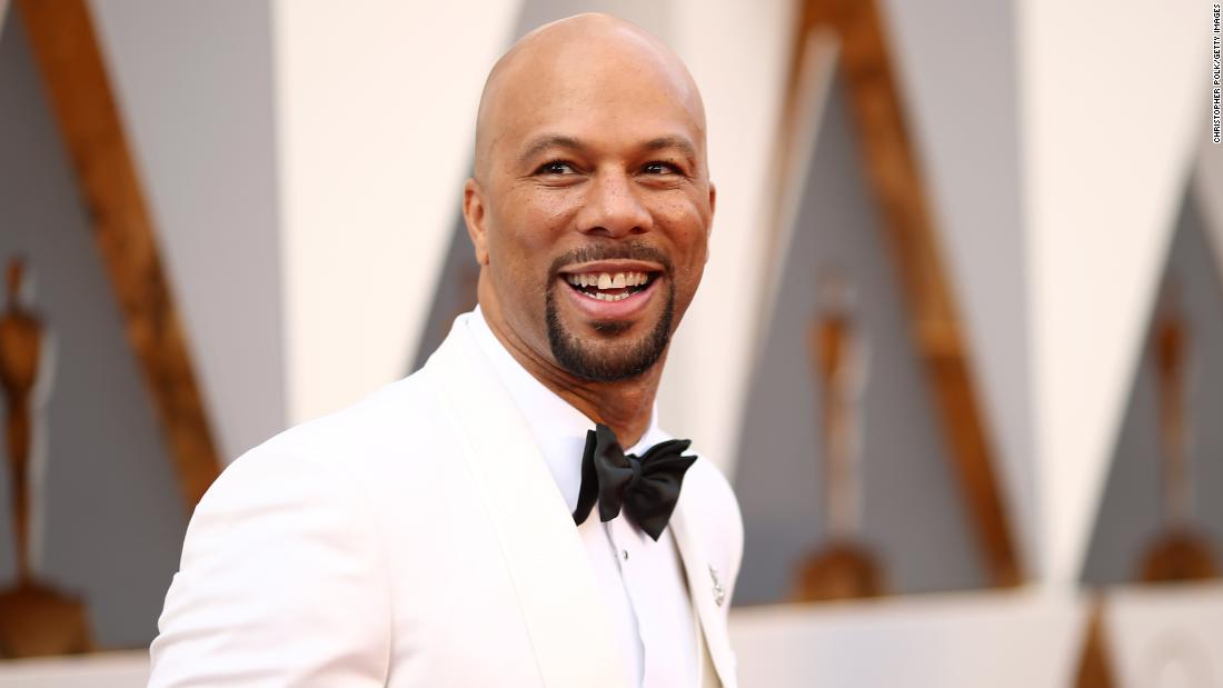 Actor and rapper Common will perform alongside singer Andra Day to salute this year's CNN Heroes.