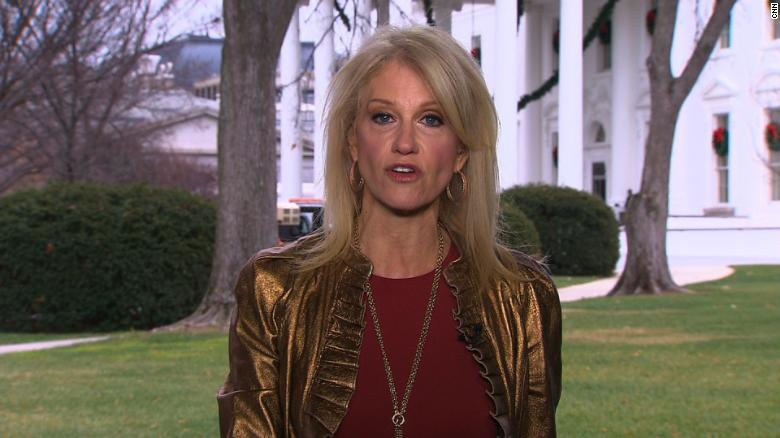 Conway: Trump is only endorsement that matters